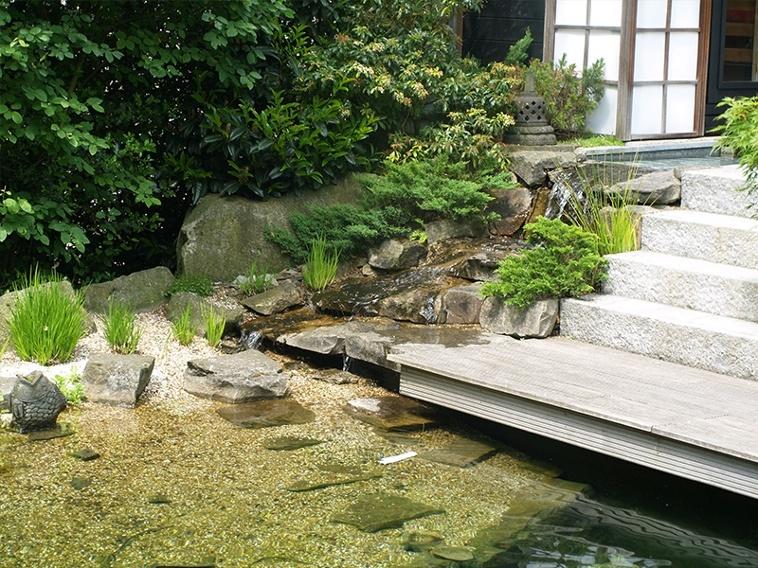 Japanischer Gartenstil